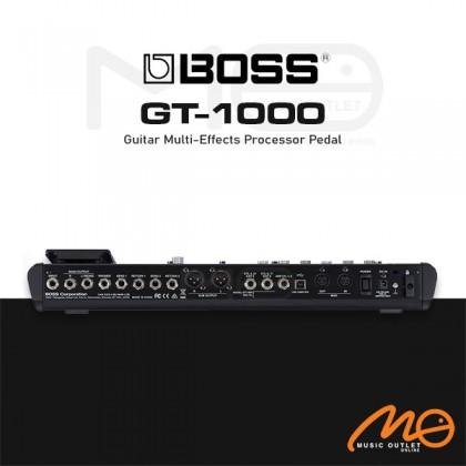 BOSS GT-1000 GUITAR MULTI EFFECTS PROCESSOR